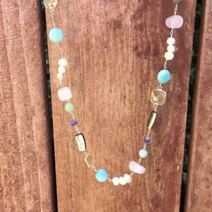 Gemstone Maui Necklace